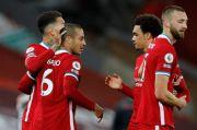 Thiago Sebut Liverpool Perlu Mukjizat untuk Dapat Tiket Liga Champions