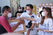Ratusan Guru Mengaji Terima THR dari Pengusaha asal Malang