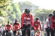 Tak Efektif, Sahroni Dukung Polisi Tiadakan Jalur Sepeda Permanen di Sudirman