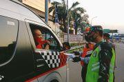 Hari ke-4 Penyekatan Mudik, 51 Kendaraan Diputar Balik di GT Bekasi Barat 1
