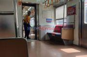 Kereta Parkir Dijadikan Mainan, Remaja di Depok Bisa Terancam Pidana