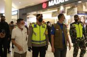 Warning Kapolda NTB: Pengunjung Mal Melebihi Kapasitas 50% Bakal Ditutup