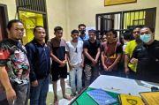 Berjudi di Bulan Ramadhan, 7 Pemuda di Kerinci Ditangkap Polisi