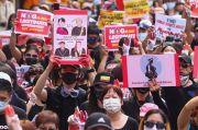 Junta Militer Deklarasikan Pemerintah Bayangan Myanmar sebagai Kelompok Teroris
