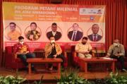 Mahasiswa Kosgoro Minta Ridwan Kamil Wujudkan 100 Ribu Petani Milenial