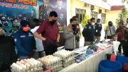 Jual Telur Palsu, Dua Pria di Pasuruan Diamankan Polisi