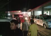 Karanganyar Gempar! Puluhan Warga Keracunan Takjil, 17 Ambulance Hilir Mudik Evakuasi Warga