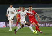Real Madrid Tertinggal 0-1 dari Sevilla di Babak Pertama