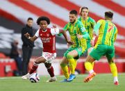 Arsenal Renggut Kemenangan, West Bromwich Albion Terdegradasi