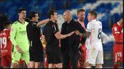 Zidane Labrak Wasit Soal Penalti Rakitic