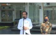 Jokowi Kutuk Kekerasan terhadap Warga Palestina di Masjid Al-Aqsa