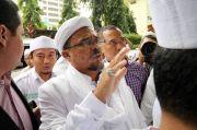 Minta Penangguhan Penahanan Sebelum Lebaran, Habib Rizieq Dijamin Tak Bakal Kabur