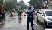 Hari Kelima Penyekatan, Ratusan Pemudik di Kota Tangerang Diputar Balik