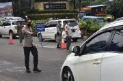 789 Kendaraan Pemudik Diputar Balik di Kota Bekasi