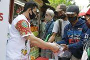 Bantu UMKM Warung Makan, SiCepat Bagikan Ribuan Paket Makanan Gratis