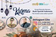 MNC Sekuritas x Bank Syariah Indonesia Gelar Ngabuburit Kumpul Ramadhan (KURMA), Simak Pukul 16.00 Ini