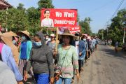 Separuh Warga Myanmar Diprediksi Jatuh ke Jurang Kemiskinan pada 2022
