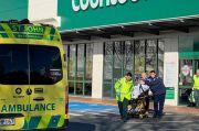 Pria Berpisau Mengamuk di Supermarket Selandia Baru, Tiga Kritis