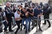 Polisi Bertindak Brutal di Yerusalem Timur, Yordania Kirim Nota Protes pada Israel