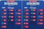 Hasil Lengkap Pertandingan NBA, Senin (10/5/2021)