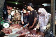 Dinas Pertanian dan Ketahanan Pangan Maros Cek Kelayakan Daging Sapi