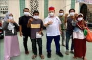 Terima Ratusan Paket Takjil, Warga Medan: Perindo Selalu di Hati