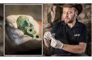 Arkeolog Israel Temukan Jimat Lampu Aneh Berusia 2.000 Tahun