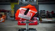 Jadi Hiasan Dinding, Fairing Motor Casey Stoner Dijual Rp100,8 Juta