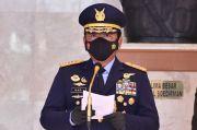 Panglima TNI Naikan Pangkat 56 Pati, Berikut Ini Daftarnya