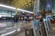 Selama Larangan Mudik, Jumlah Penumpang di Bandara Soetta Turun