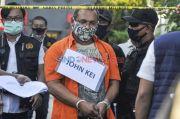 Dituntut 18 Tahun Penjara, John Kei: Tak Ada Perintah Membunuh Hanya Tagih Utang