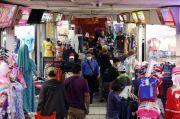 Pasar Tanah Abang Ramai Kembali, Terjadi Peningkatan 6% Kasus Aktif COVID-19 di Jakpus