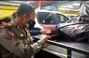 Pagi Buta, Mobil Pikap Ditangkap Polisi Saat Selundupkan 2 Pemudik di Pelabuhan Merah