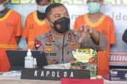 Pengedar Narkoba Lintas Pulau, Bawa 25 Kg Sabu Dari Sebatik