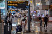 Penumpang Pesawat di Bandara Soetta Terkuras 90% Imbas Larangan Mudik