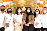 Genap Setahun, Heslin Beauty Kembangkan Bisnis Buka Klinik Kecantikan