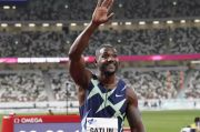 Siap Turun di Olimpiade Keempat, Justin Gatlin Sebut Tokyo Aman