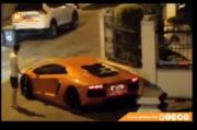 Medan Gempar, Mobil Mewah Lamborghini Digeber di Perumahan Picu Kemarahan Warga
