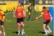 Ikut Latihan, Haaland Tampil di Final DFB Pokal?