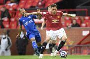 Leicester Permalukan Man United, Man City Juara Liga Primer Inggris