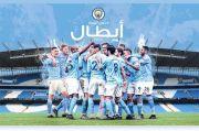 Juara Liga Inggris, Manchester City Rencanakan Pesta di Depan 10.000 Suporter