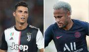 Neymar Jr Goda Cristiano Ronaldo Gabung PSG