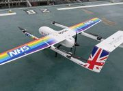 Kantor Pos Pakai Drone untuk Kirim APD dan Vaksin ke Wilayah Terpencil