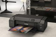Printer Canon ImagePrograf Pro-300 Punya Sistem Tinta 10 Warna, Buat Apa Ya?