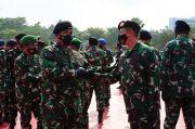 5 Perwira Marinir Naik Pangkat, Brigjen TNI Mar Suwandi Pecah Bintang