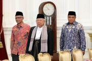 Wapres Maruf Amin Akan Salat Idul Fitri di Kediaman Dinas