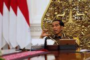 Presiden Jokowi dan Keluarga Salat Idul Fitri di Istana Bogor