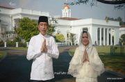 Ucapkan Selamat Idul Fitri, Jokowi: Momentum untuk Bangkit dan Menang Lawan Covid-19