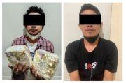 Ringkus 2 Pengedar, Ditreskoba Polda Kepri Sita 2 Kg Sabu Asal China