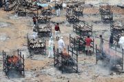 Tsunami Covid-19 di India, 4.205 Orang Meninggal dalam 24 Jam